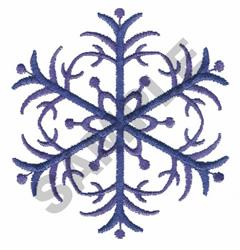 SNOWFLAKE embroidery design