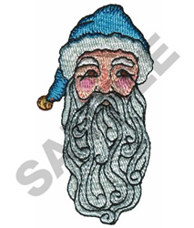 ST. NICHOLAS embroidery design