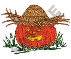 JACK-O-LANTERN embroidery design