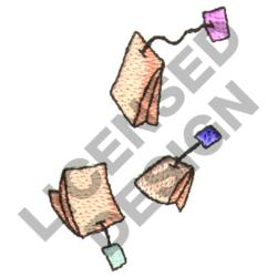 TEABAGS embroidery design