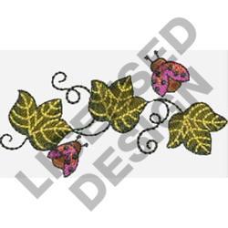 LADYBUGS embroidery design