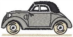Coupe embroidery design