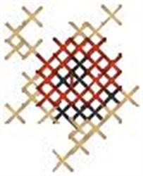 Cross Stitch Pattern embroidery design