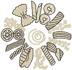Artistic Flower embroidery design