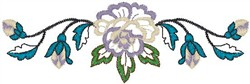 floral102 embroidery design
