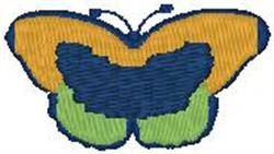 Butterfly 006 embroidery design