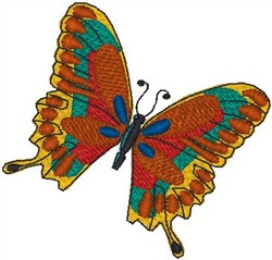 Butterfly 032 embroidery design