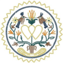 Crest 21334 embroidery design