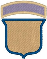 Shield12 embroidery design