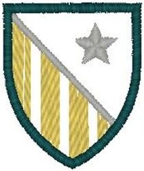 Shield31 embroidery design