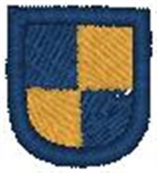 Shield53 embroidery design