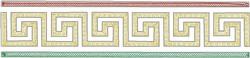 Greek Border2 embroidery design
