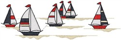 Regatta29 embroidery design