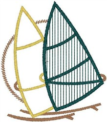 Yacht122 embroidery design