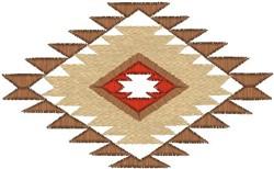 Navajo Storm embroidery design