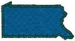 Pennsylvania embroidery design
