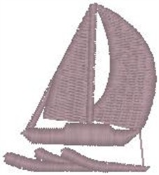 Yacht6 embroidery design