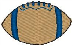Football4 embroidery design