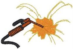Welder embroidery design