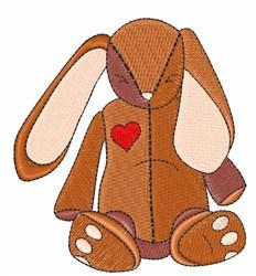 Velveteen Rabbit embroidery design