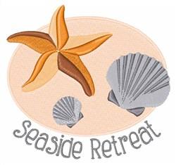 Seaside Retreat embroidery design