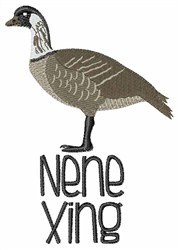 Nene Xing embroidery design