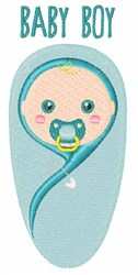 Baby Boy embroidery design