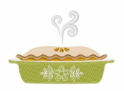 Baked Pie embroidery design