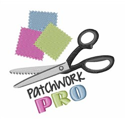 Patchwork Pro embroidery design