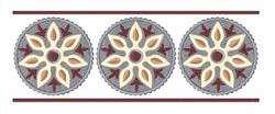 Border Pattern embroidery design