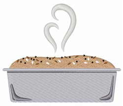 Bread Loaf embroidery design