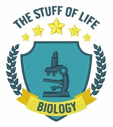 Stuff Of Life embroidery design