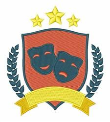 Theatre Logo embroidery design