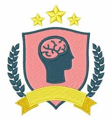 Psychology Logo embroidery design