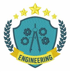 Engineering embroidery design
