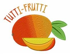 Tutti-Frutti embroidery design