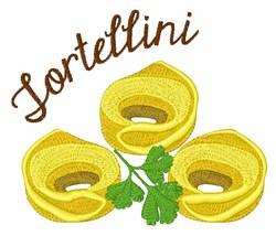 Tortellini embroidery design