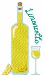 Limoncello embroidery design
