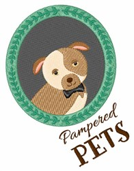 Pampered Pets embroidery design
