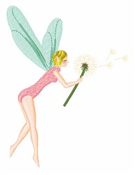 Summer Fairy embroidery design