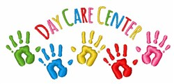 Day Care Center embroidery design