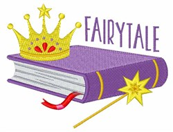 Fairy Tale embroidery design