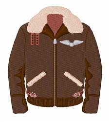 Bomber Jacket embroidery design