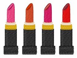 Lipstick Border embroidery design