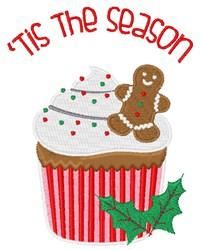 Tis The Season embroidery design