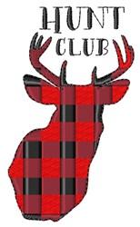 Hunt Club embroidery design