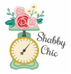 Shabby Chic embroidery design