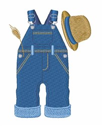 Farm Clothes embroidery design
