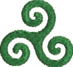 Celtic Symbol embroidery design