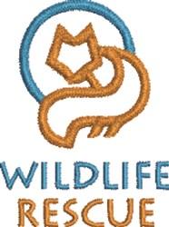 Wildlife Rescue embroidery design